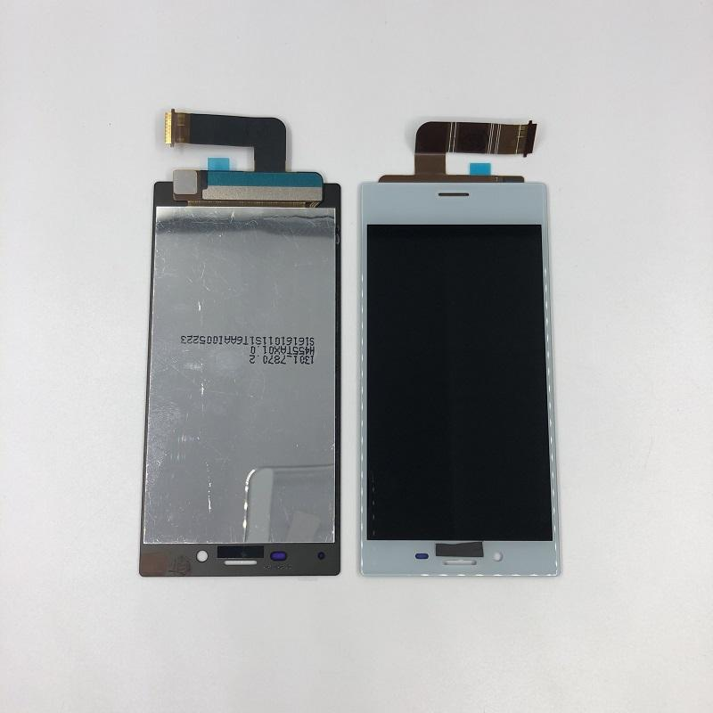 Hot Selling Original LCD Assembly For Sony Xperia X Mini LCD Touch Screen Display Replacement