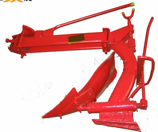 double plough for walking tractor cultivator tiller attachments for tractor