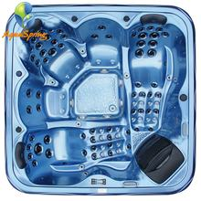 hot sell 5 person balboa hot tub cheap whirlpool bath