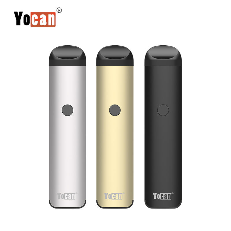 Innovative 3 in 1 Pod System Yocan Evolve 2.0 10s of preheat function 650 mah micro vape pen