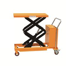 Electric lift platform Electric lift table Hydraulic trolley Manual lift tables