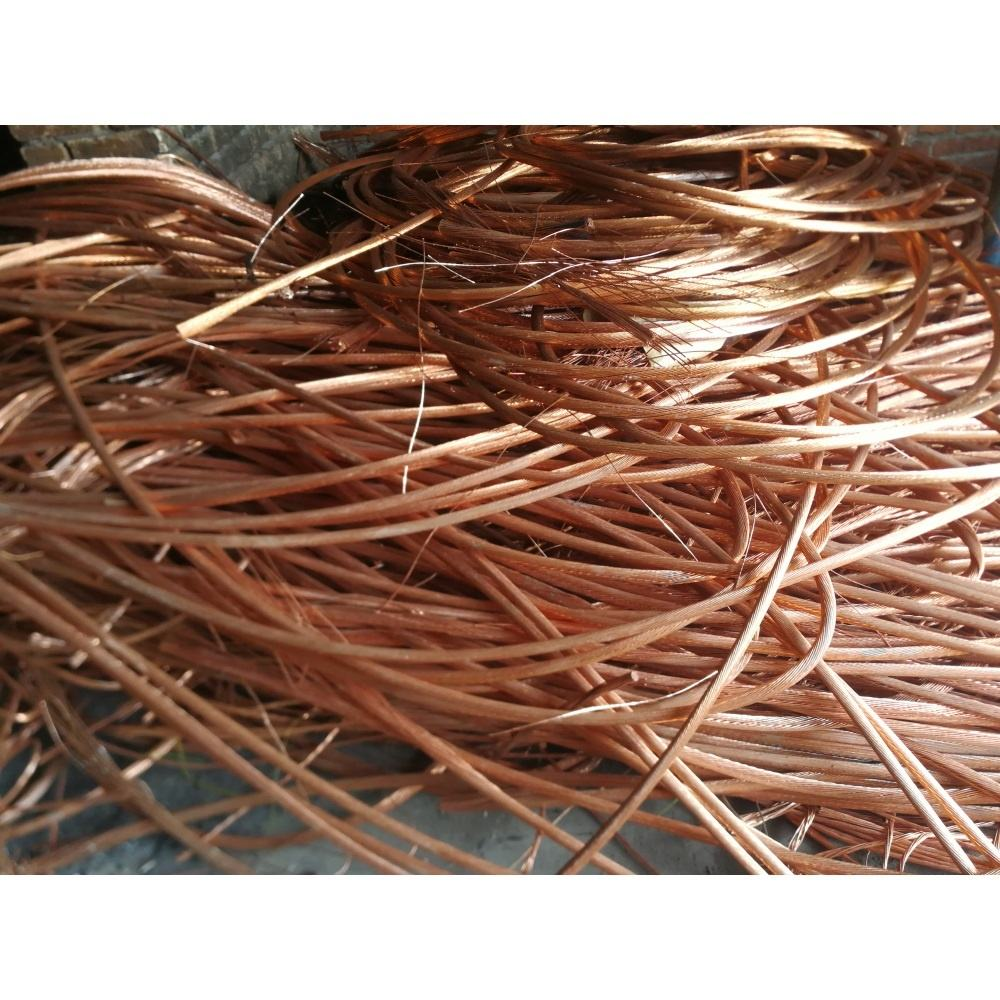Copper Scraps Factory Direct 99.99 Copper Wire Scraps für Sale