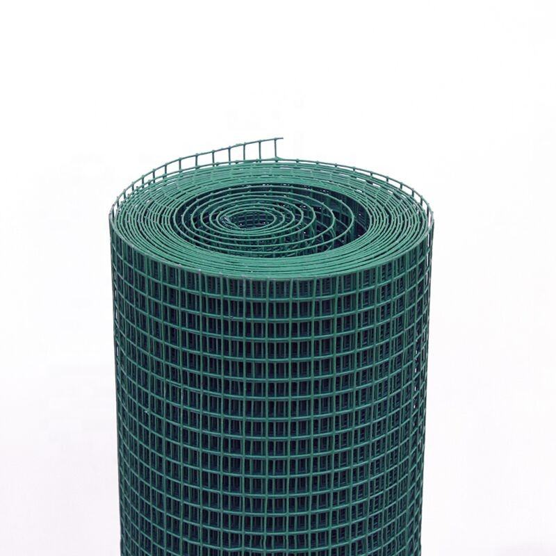 TOP sale 2x2 PVC coated welded wire mesh price in india fencing net