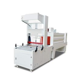Frontal feading auto sleeve sealing and shrinking machine