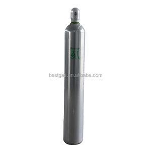 Vendita calda portatile OEM usa e getta serbatoio di elio palloncini pieni di elevata purezza gas elio