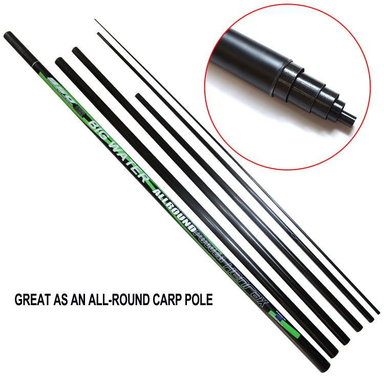 Carp fishing Competition outdoor sport fishing rod Rod Carbon Fiber Ultralight Telescopic Fishing Rod Fish pole