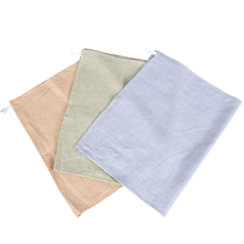 2020 High quality Quick- Dry Linen Tea Towel