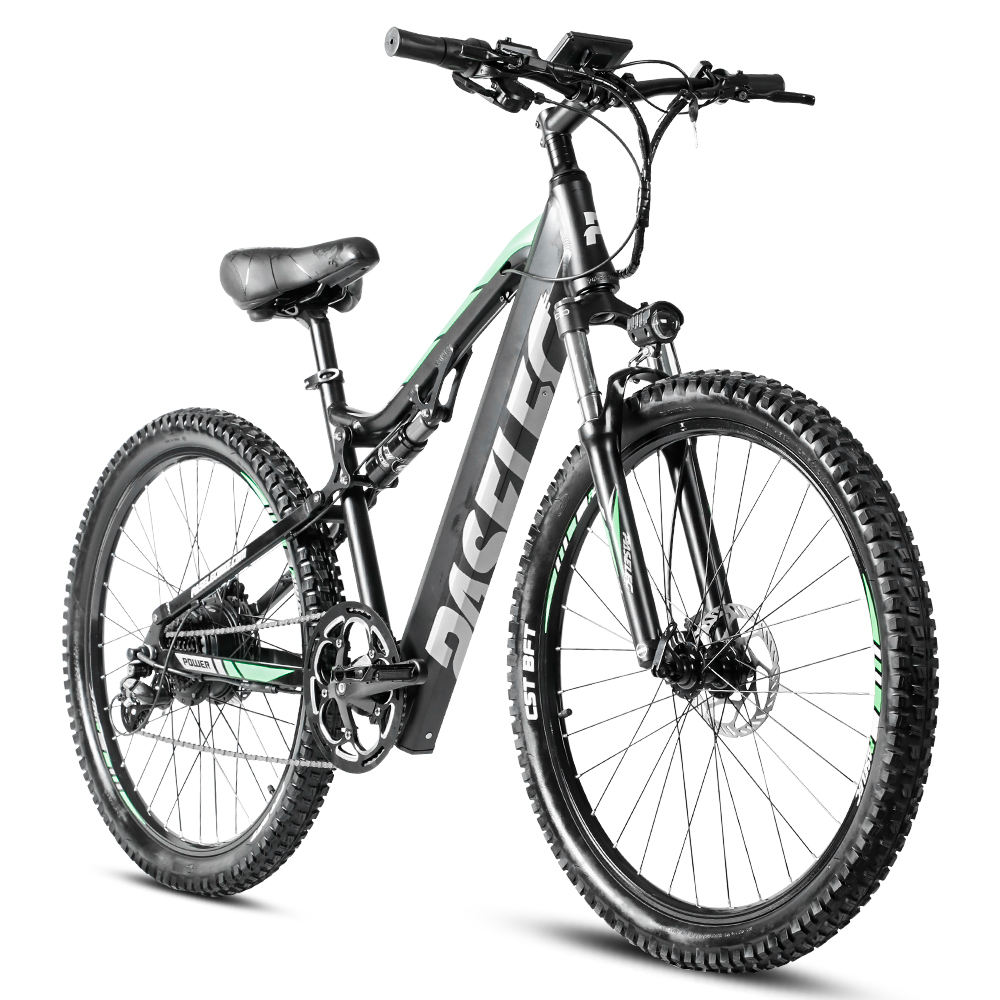 PASELEC GS9 27.5 inch e mtb 48V 13ah Mountain Electric Bicycle 350w EBIKE Urban Commuting Electric Bikes for Adults