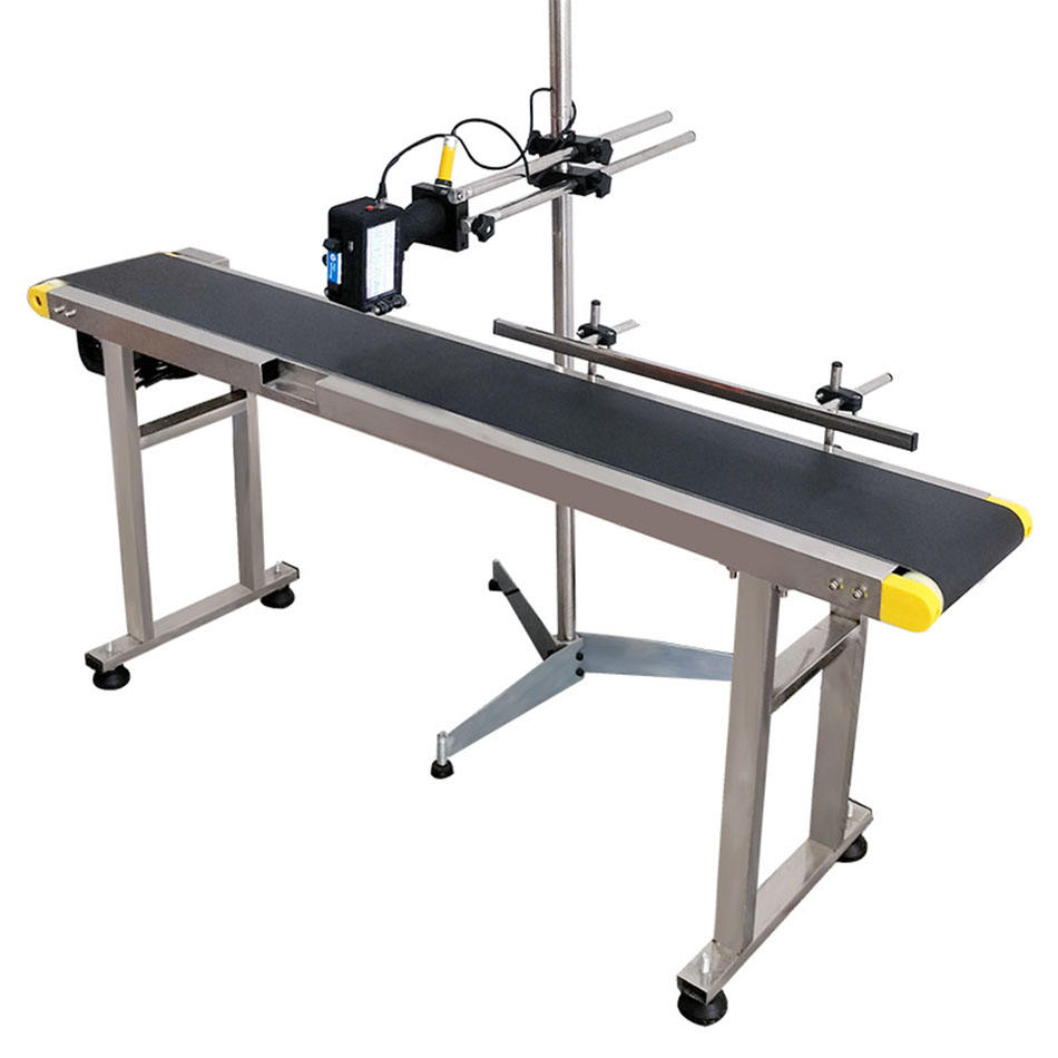 Conveyor Inkjet Coding Machine