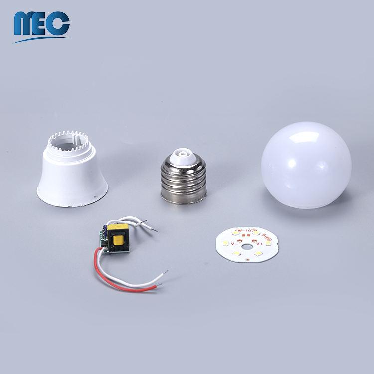 MEC iluminación interior casa Oficina bombilla de luz smd2835 5 vatios 7 vatios 9 vatios de 12 vatios 15 vatios de 18 vatios bombilla led