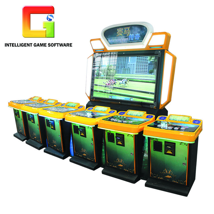 Kuda Balap Legenda Video Game Mesin Slot Kuda Permainan Arcade Mesin