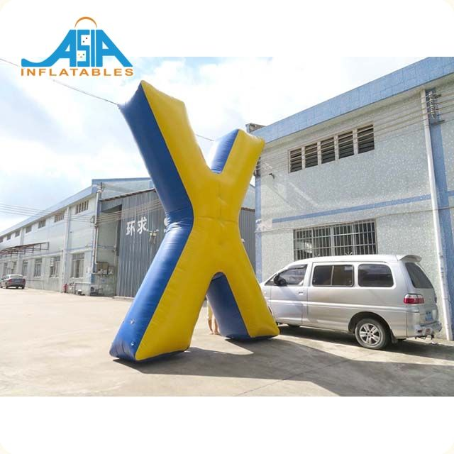 เลเซอร์ปืนของเล่น/Inflatable X-Shape Bunker / Inflatable Paintball Air Field
