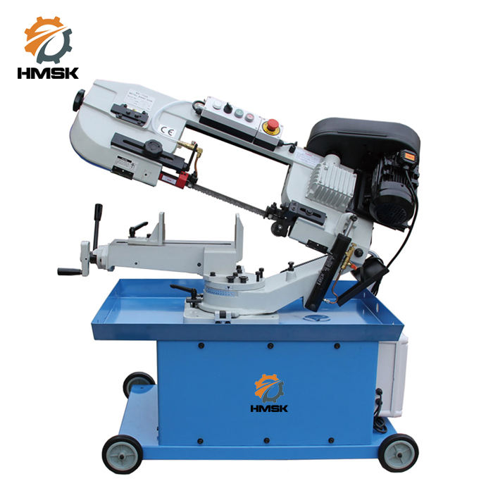 BS-712R Rotary Band Saw Machine for Metal Cutting