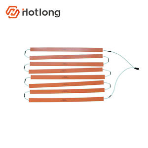Flexibele verwarming pad 12v silicone rubber heater