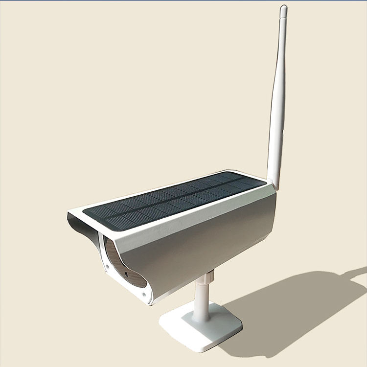 Solar Energy 4G Sim Card Support Low Power PIR Human Sensing Motion Detection Safe Protect Monitoring Camera