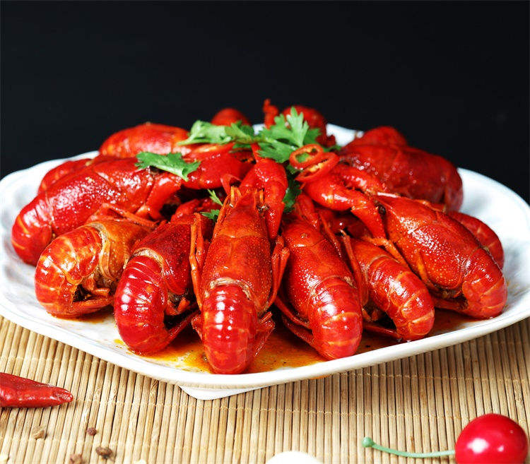 High quality Spicy Crayfish frozen seafood spicy food