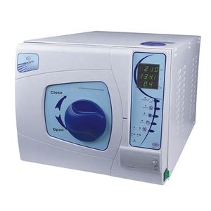 Dental steam sterilizer autoclave with printer
