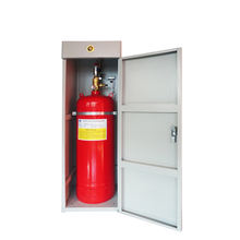 New full system FM200 fire safety equipment