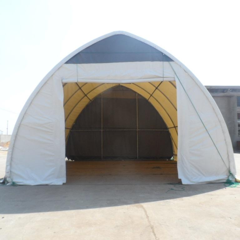 6m-10m wide garden shed plastic outdoor shed prefabricated for storage