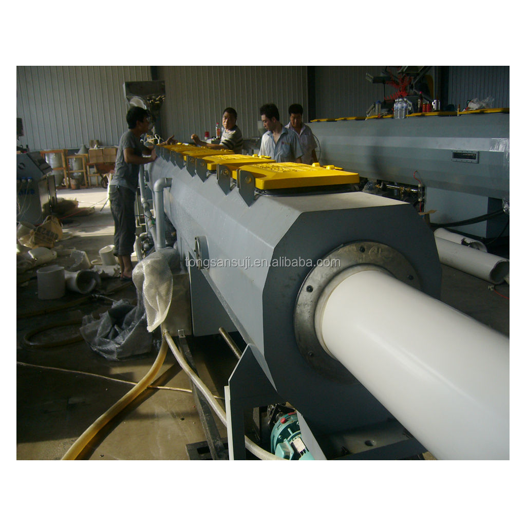 PVC pipe extrusion equipment /PVC tube making machine