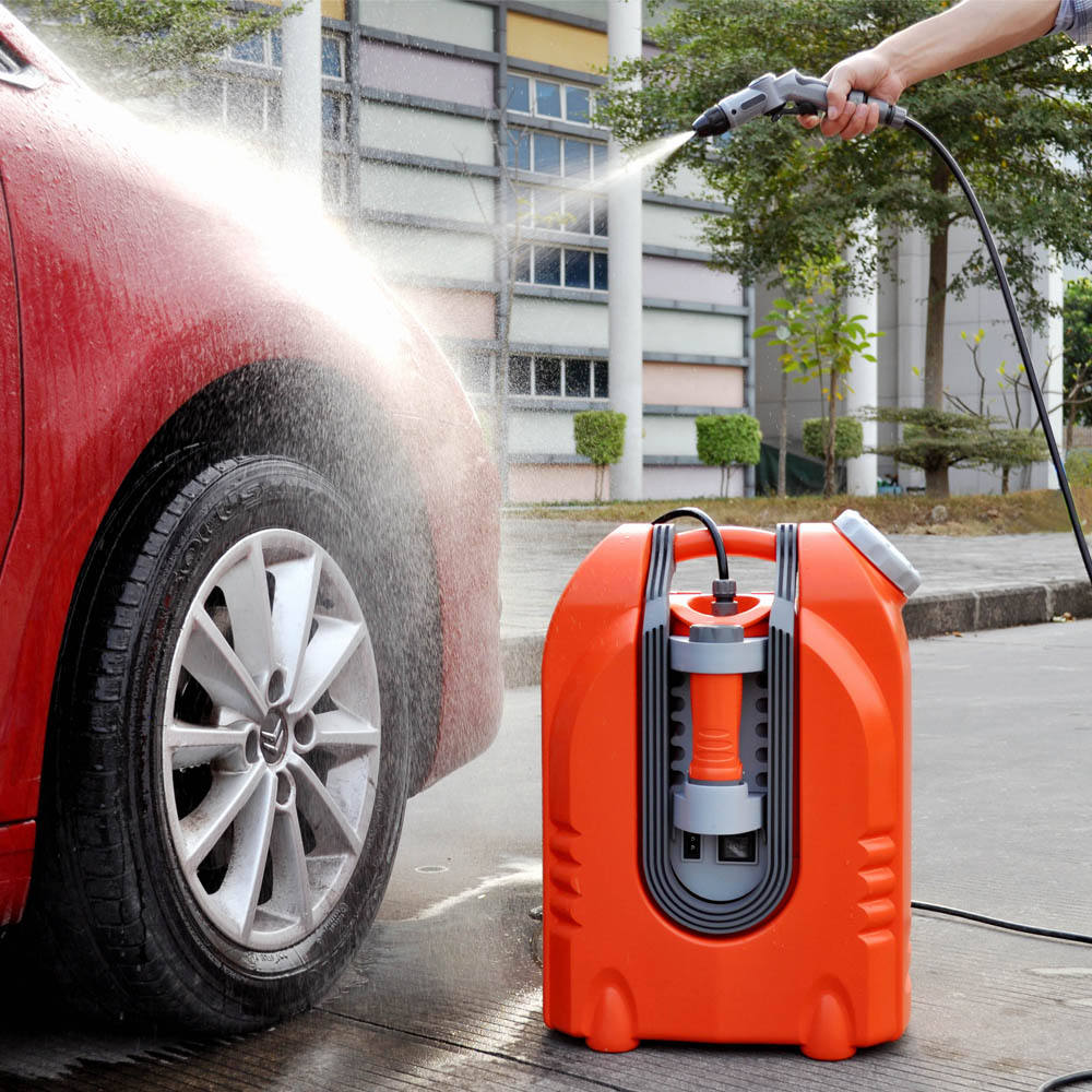 Car Washing Tools and Equipment Camping Outdoor Bus Washing Misting Machine