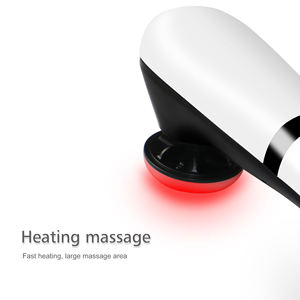 Rechargeable Hand Held Deep Tissue Massager, Cordless Electric Percussion Full Body Massage machine with Portable Design