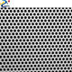 4X8 size 1mm thick round 2 mm hole diameter perforated 304 stainless steel sheet mesh