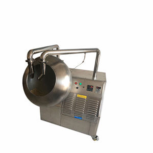 Sugar coating pan small candy dragee machine