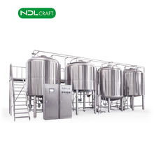 Beer Factory 1000l 2000l 3000l 4000l 5000l Brew House China Beer Manufacturing Plants Supplies