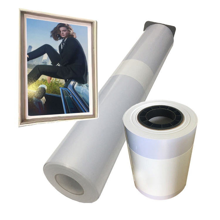 Large Format 260gsm Inkjet Silver Metallic Photo Paper for Epson Printer