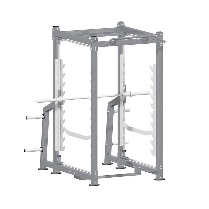 Wholesale Fitness Gym Equipment Machines Commercial Used Exercise Power Rack Squat Power Cage