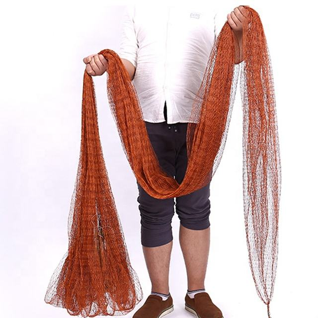 nylon fishing net, Monofilament multifilament fishing net factory price