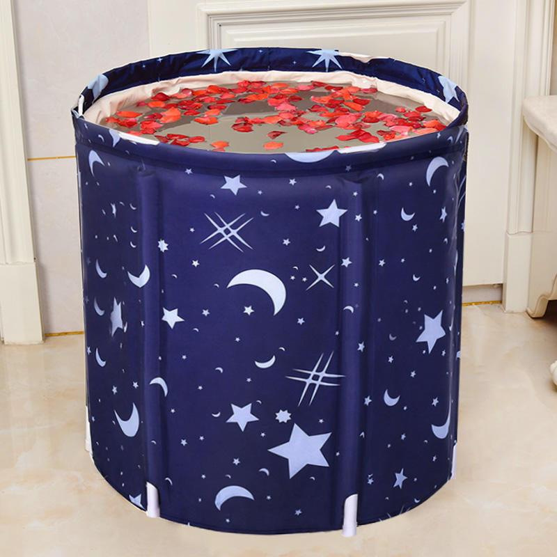 Hot selling new bathtub portable adult and adult Folding bath bathtub bucket