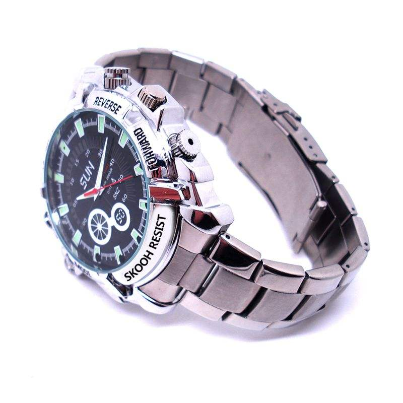 Wrist Watch High Definition 1080P Video DVR Camera Night Vision IR Cam 8/16/32G Smart Watch
