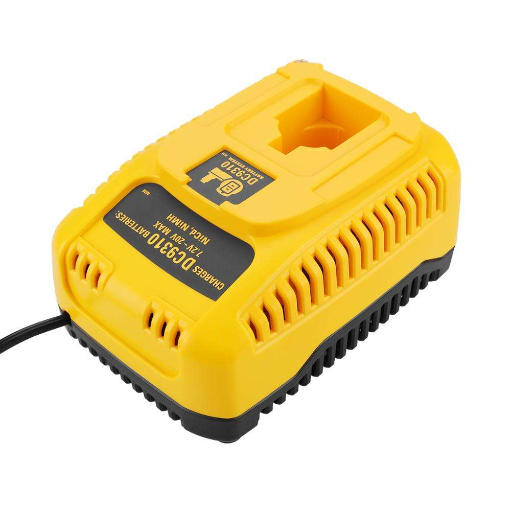 Made in China 7.2V~18v Replacement Ni-Cd Ni-MH 18v Battery Charger for Dewalt DC9310 Factory Competitive Price