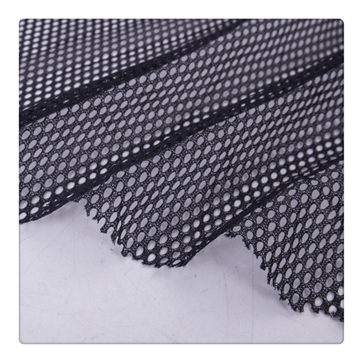 Chine usine en gros 100% polyester maille <span class=keywords><strong>tissu</strong></span> pour vêtement ou doublure