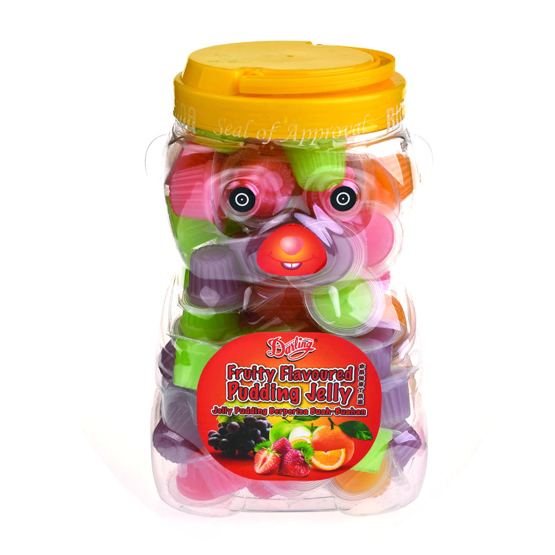 Darling Mixed Fruit Flavoured Pudding Jelly