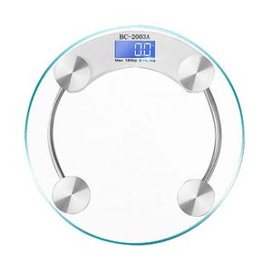 Digital Balance Body Scale Electronic Weighing Scale With Fibreboard Platform Digital Weighing Scales