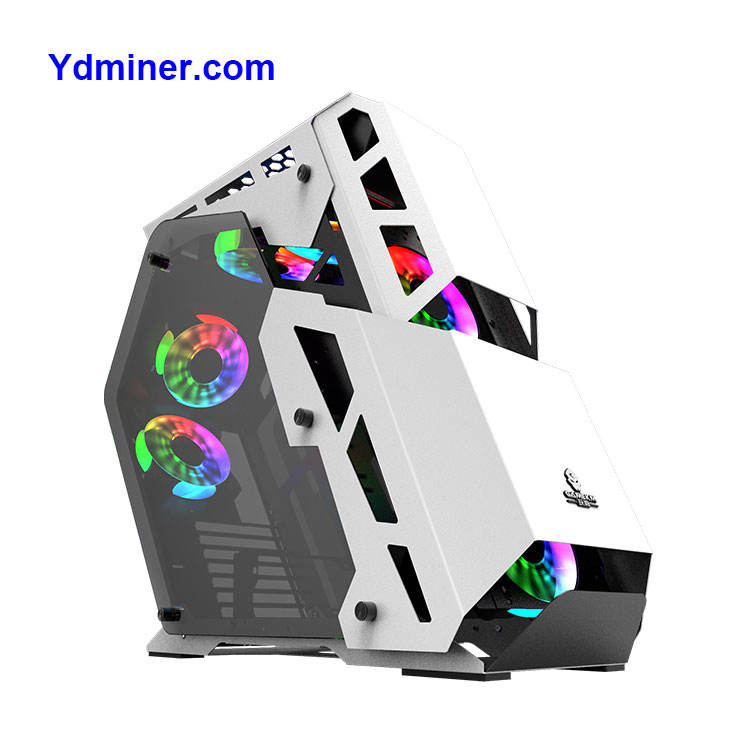 YD-WJCJ 2020 Hot Jual Murah OEM Cheap_computer_tower_case Hard_shell_computer_cases Casing Mencakup Komputer