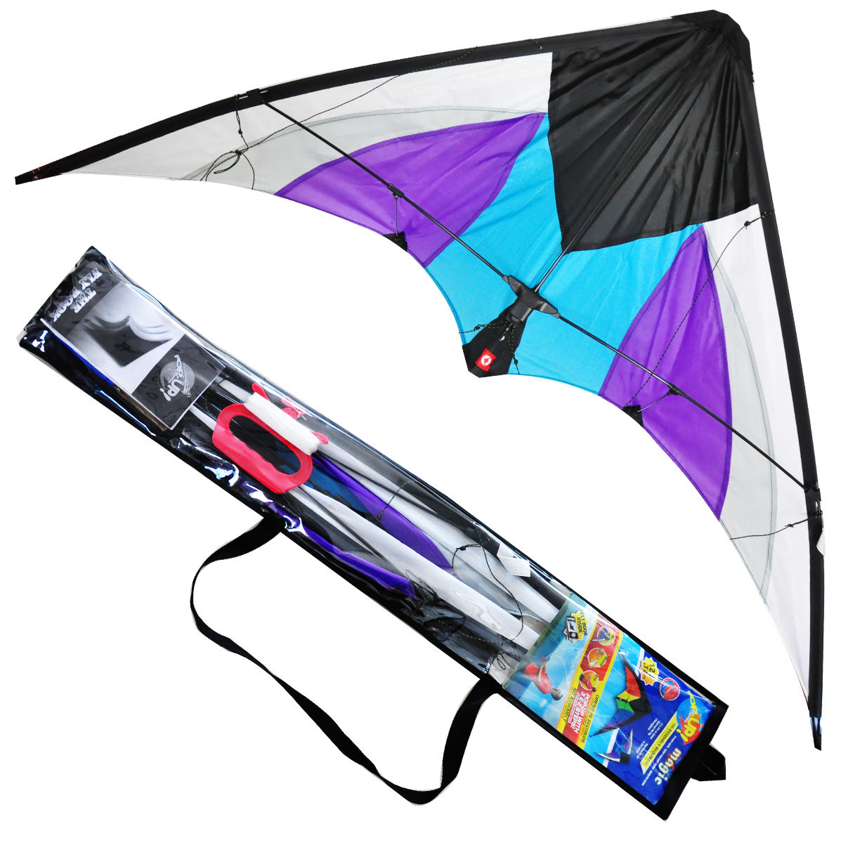 Good quality promotional dual line stunt kite