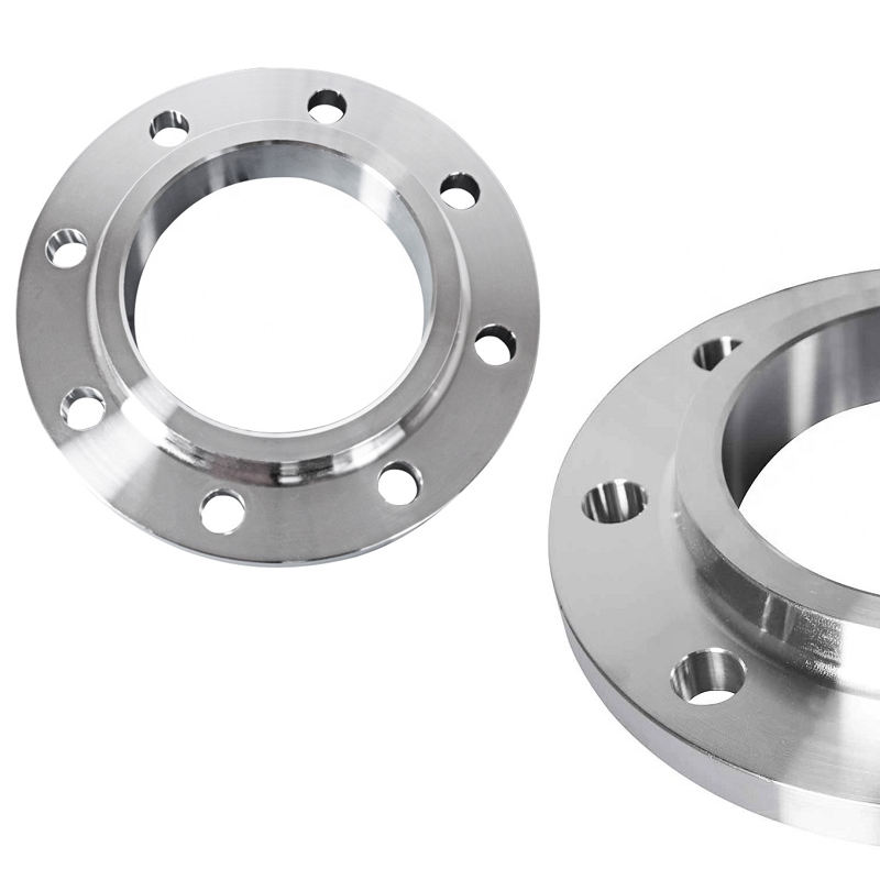 Industrial Flanges Manufacturer Jis Din Dimensions dn50 ss316 316l Stainless Steel Pipe Pn16 Forged Welded Flange