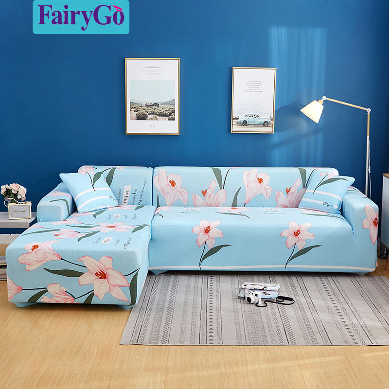 Household Decoration Protect Elastic Sofa Cover, Super Soft Stretch Material Wholesale Sofa Cover Waterproof sofa cover