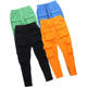 Trousers Customized Sweat Trousers Solid Color Multi-Pocket Tooling Long Pants Men's Trousers