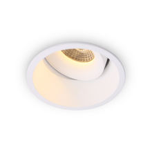 Factory price COB led adjustable recessed ceiling anti-glare down lights