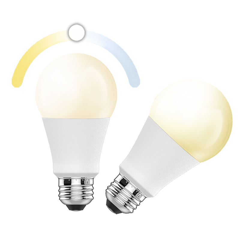 Factory OEM smart wifi A19 soft white dimmable ETL light bulbs led lamp