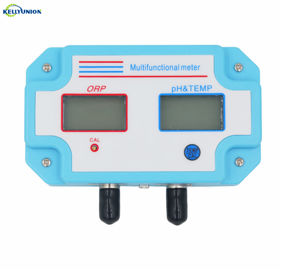 3 in 1 Hot sale Convenient Water Testing Meter Digital LCD Multi-function Monitor PH ORP TEMP Meter Water Quality Tester