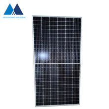 New technology Risen Jager Plus monocrystalline PERC half cell solar module 400w 410w with 9 busbar solar cells
