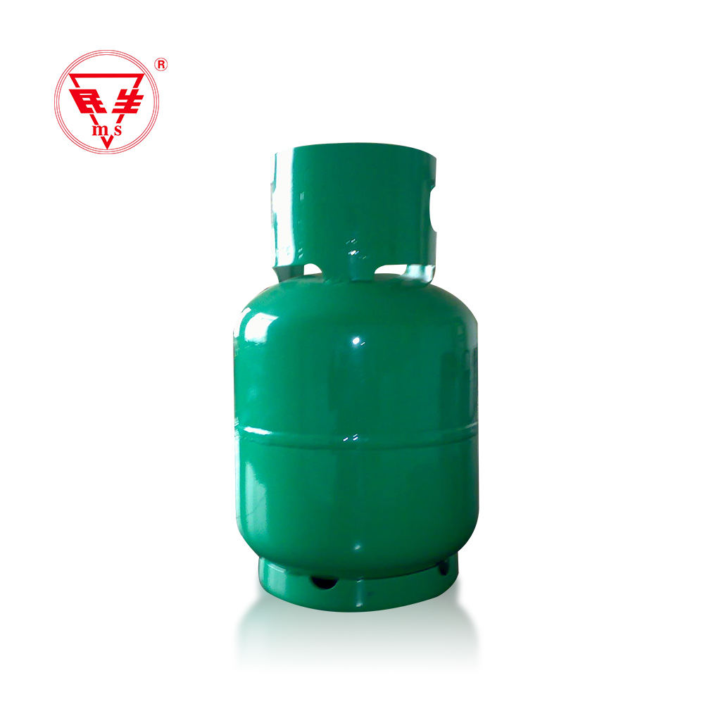 Empty refilling 5kg lpg gas cylinder/bottle for best price