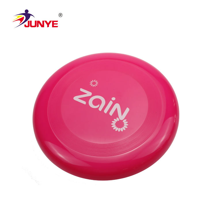 Toy Boomerang Safe Material Plastic Outdoor Sport Kids Ring Soft America Oem Europe Logo School Sold Flying discs