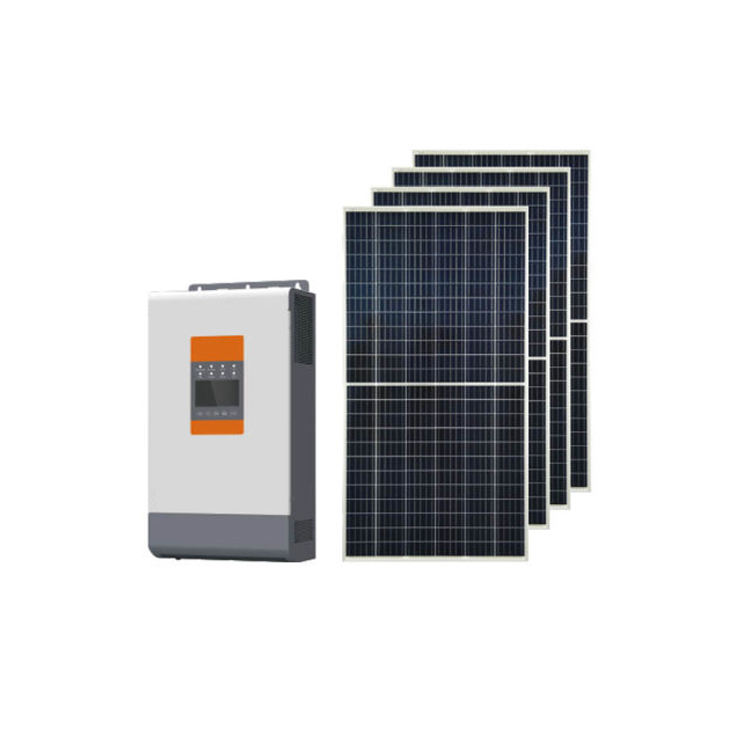 Mini Concentrated 1 MW 5MW 10MW Solar Panel Off Grid Solar Power Plant For Home